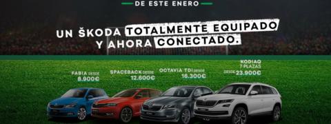 SKODA, EL FICHAJE ESTRELLA DE ESTE ENERO