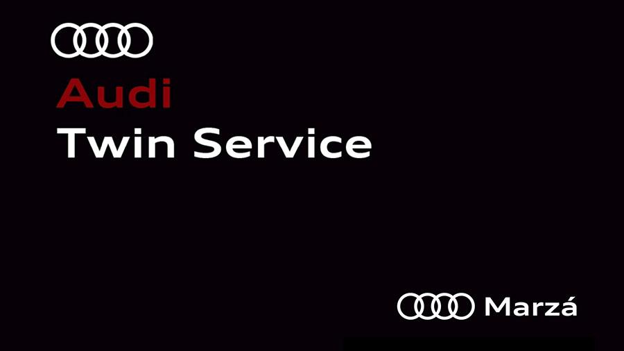 Aprovecha tu tiempo con Audi Twin Service