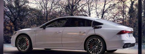 Elegancia 100% eléctrica con Audi. ¡Lo mejor del Audi A7 Sportback TFSIe!