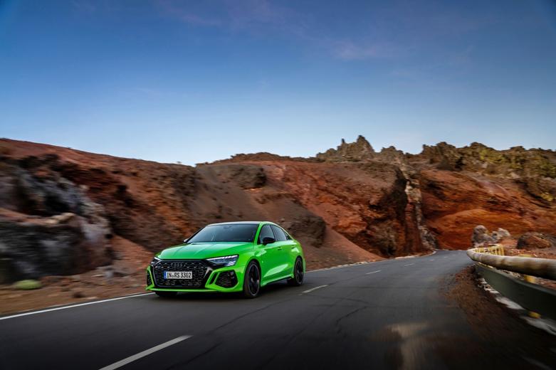 Lo mejor de Audi con su nuevo deportivo RS 3